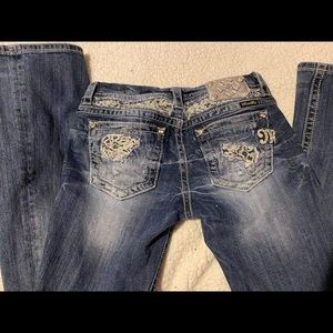 Buckle Miss Me BootCut Jeans